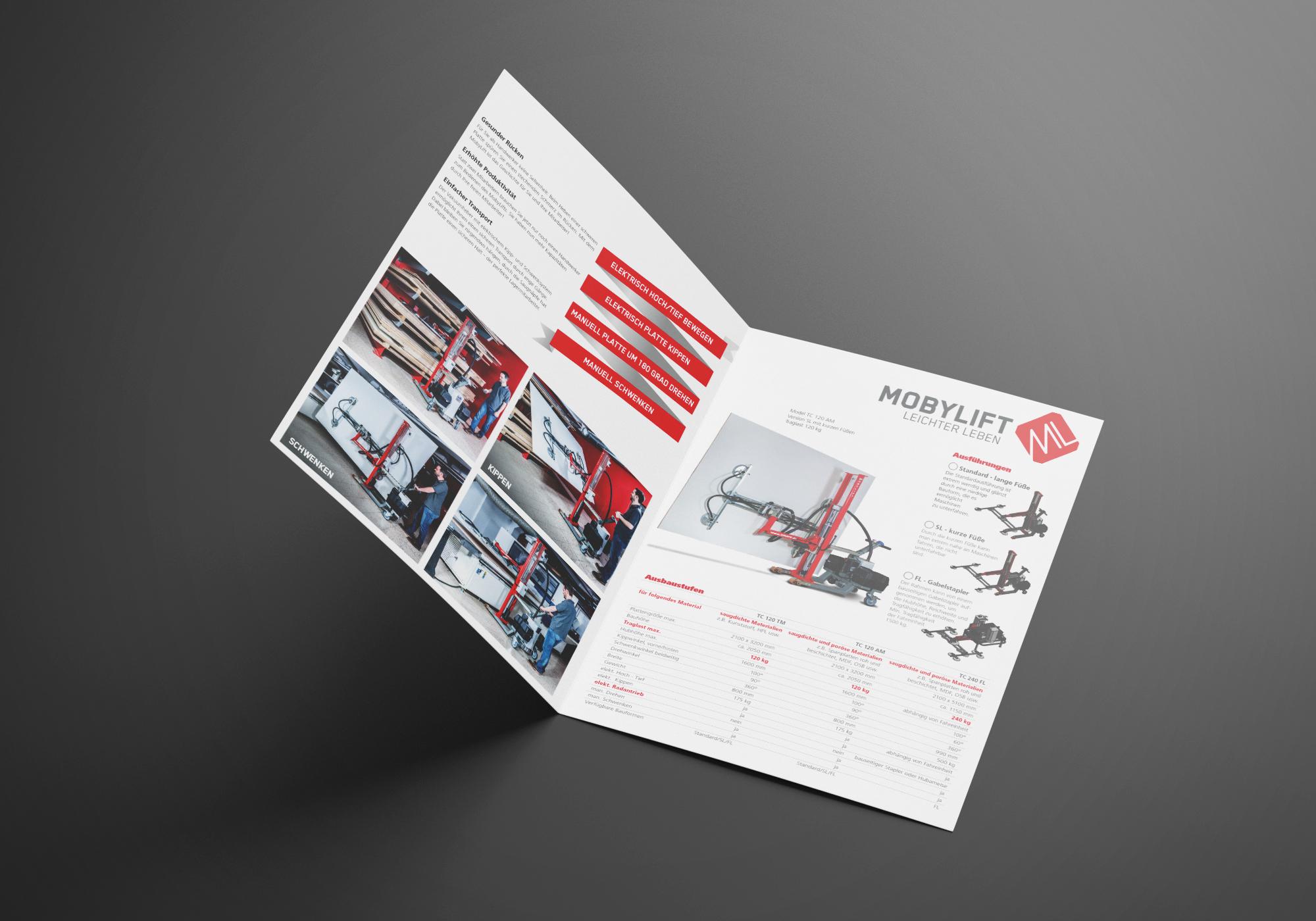 Sabath Media Werbeagentur - Maschinen-Grupp – Projektbeispiel - Referenzbild 4