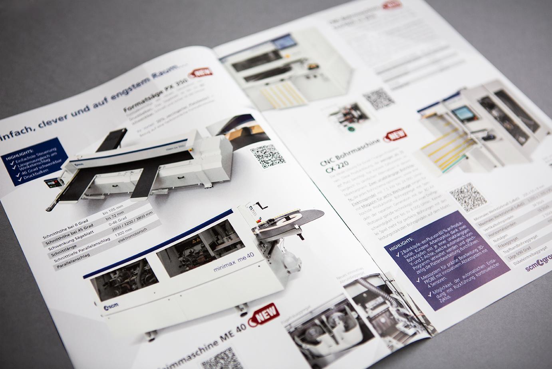Sabath Media Werbeagentur - Maschinen-Grupp – Projektbeispiel - Referenzbild 3