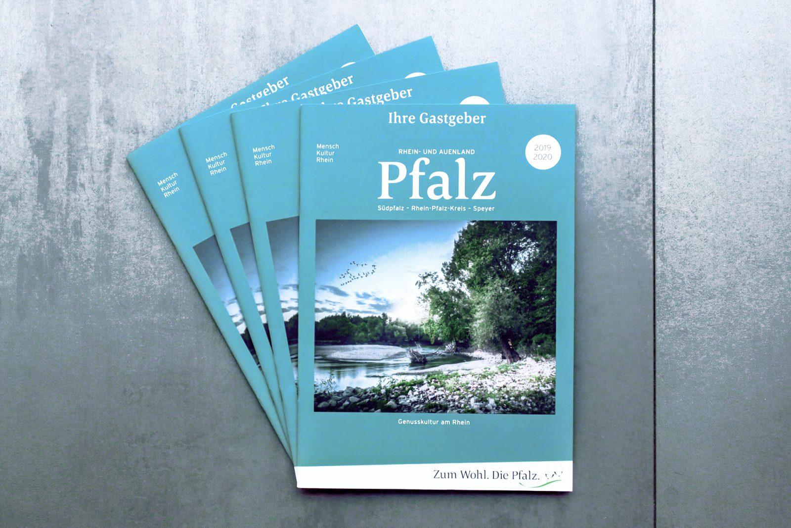 Sabath Media Werbeagentur - Südpfalz Tourismus – Gastgeberverzeichnis - Referenzbild 1