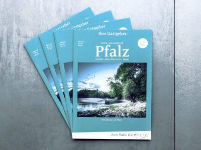 Sabath Media - Projekt Vorschaubild - Südpfalz Tourismus – Gastgeberverzeichnis