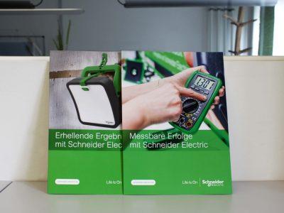 Sabath Media - Projekt Vorschaubild - Schneider Electric – Salesfolder