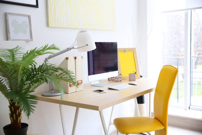 Home Office: Trautes Heim, Glück allein?