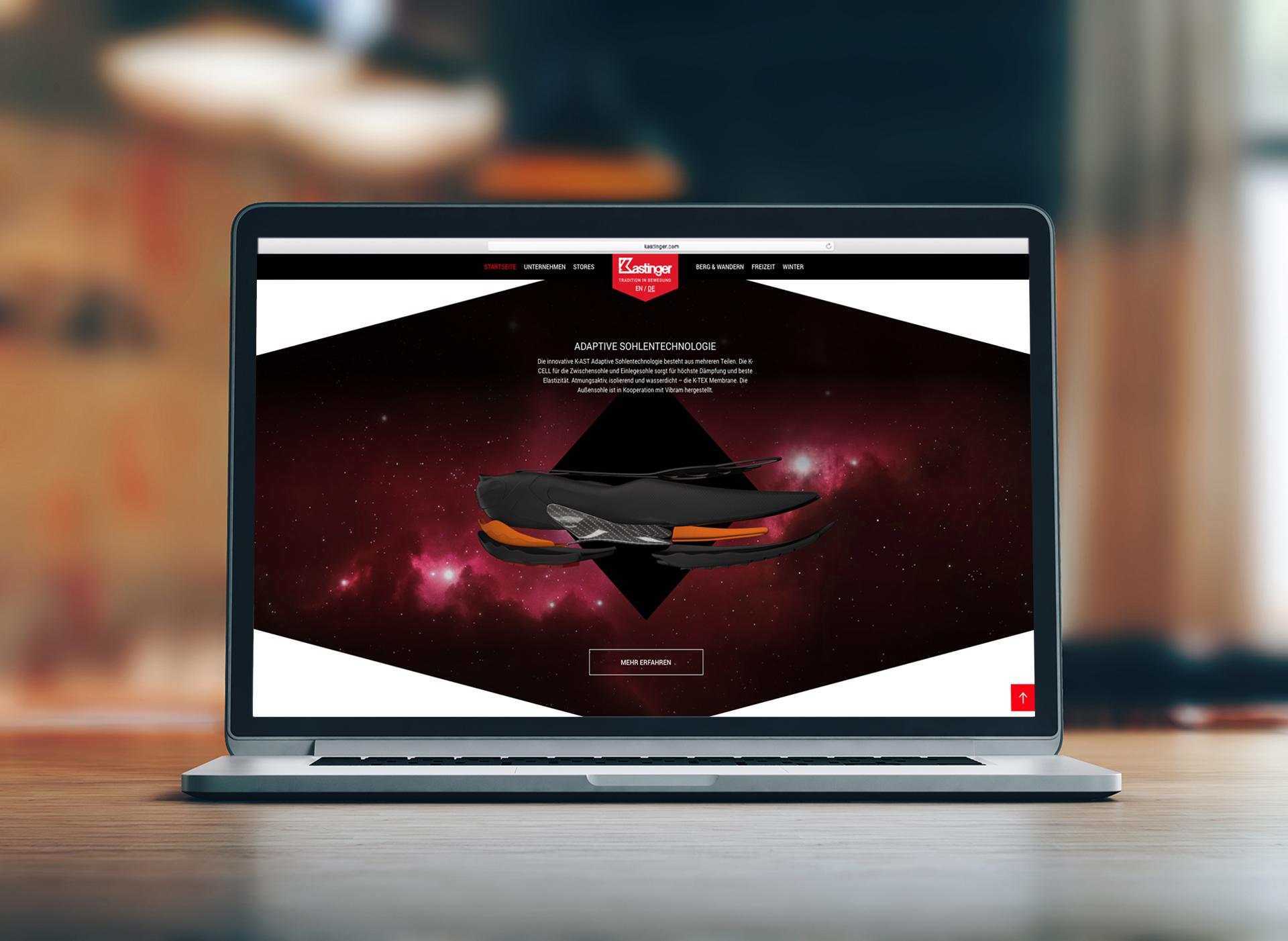 Sabath Media Werbeagentur - Kastinger – Projektbeispiel - Referenzbild 4