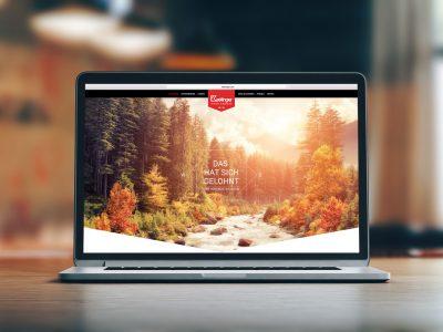 Sabath Media - Die Entstehung einer Website