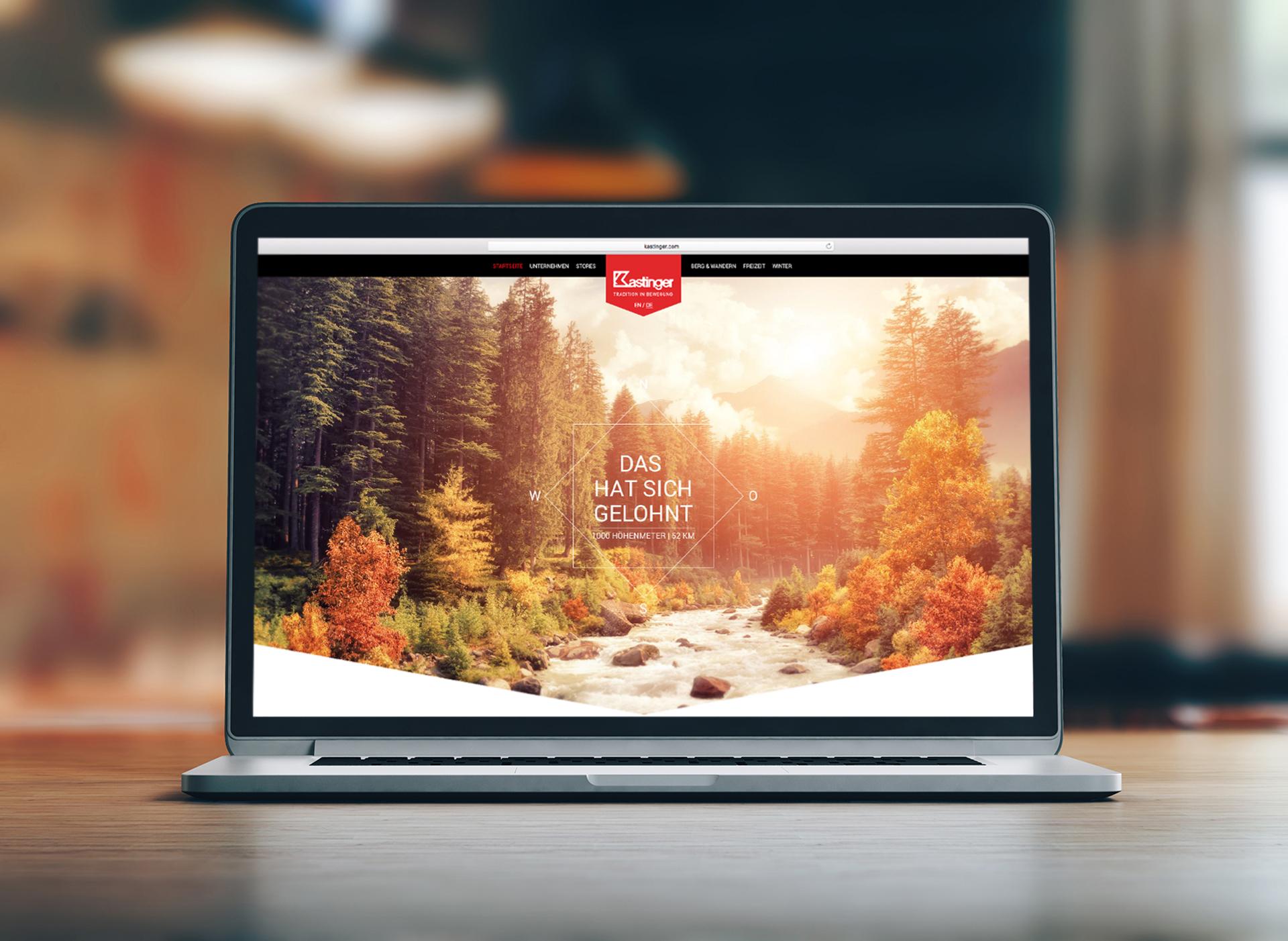 Sabath Media Werbeagentur - Kastinger – Projektbeispiel - Referenzbild 1