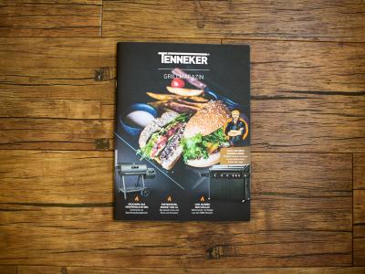 Sabath Media - Projekt Vorschaubild - Tenneker – Broschüre