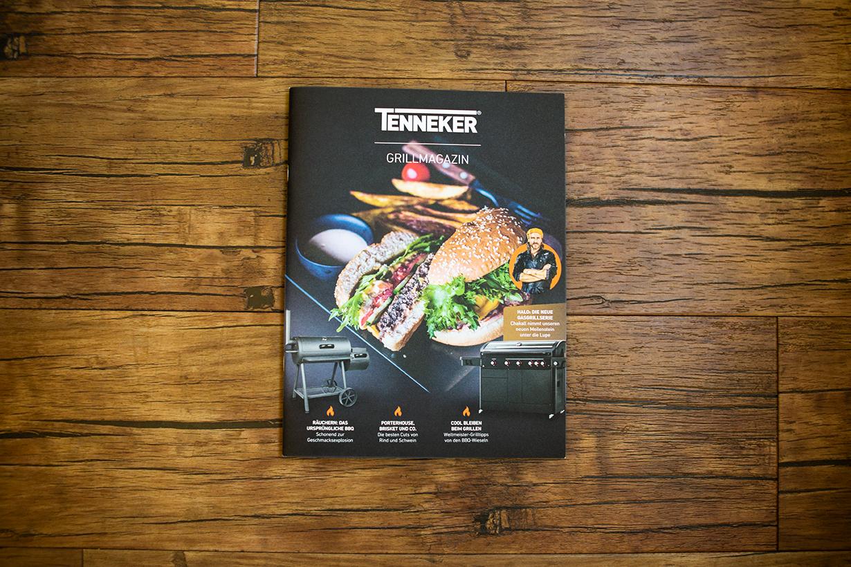 Sabath Media Werbeagentur - Tenneker – Broschüre - Referenzbild 1