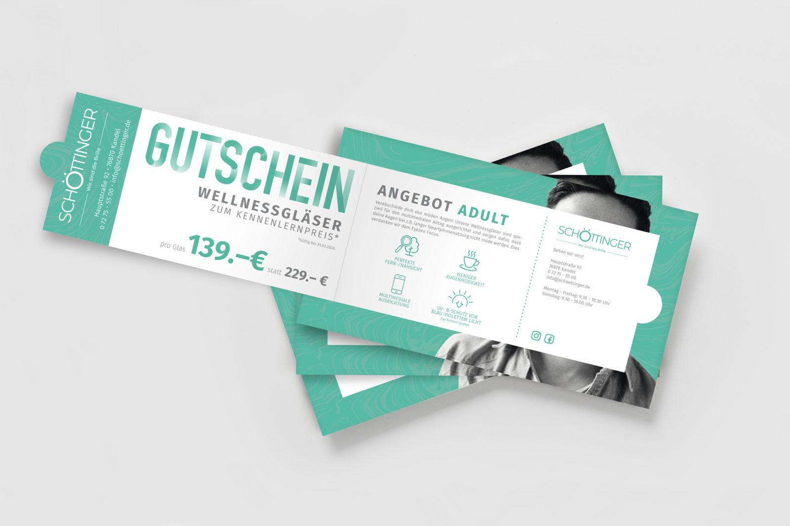 Sabath Media Werbeagentur - Wir sind die Brille Schöttinger GmbH - Referenzbild 2