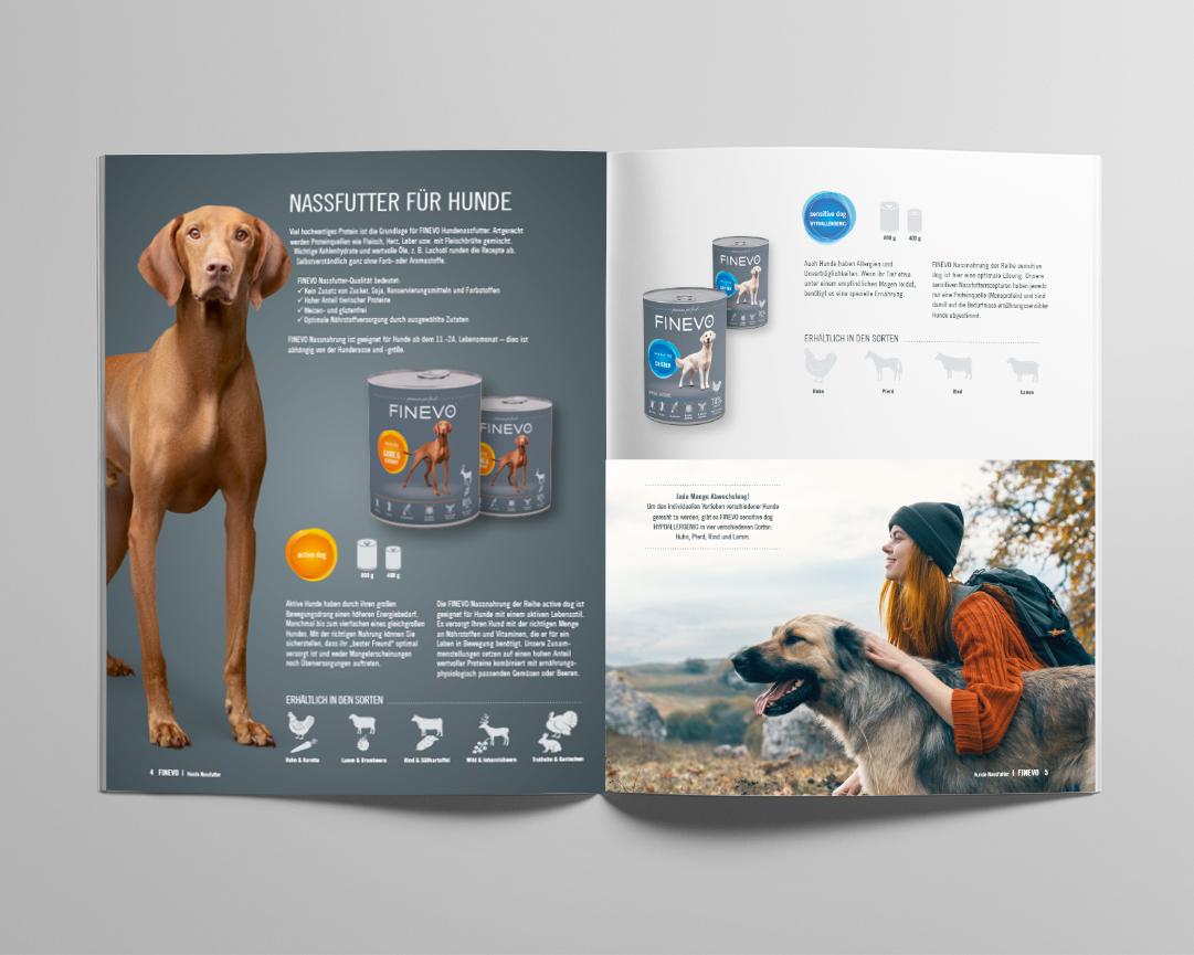 Sabath Media Werbeagentur - FINEVO – Projektbeispiel - Referenzbild 2